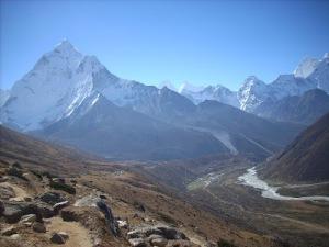 Everest 2008 - Himalayan Range