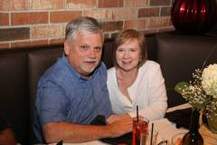 Nancy and Don Russell ~ Uptown Grille ~ June 1, 2013
