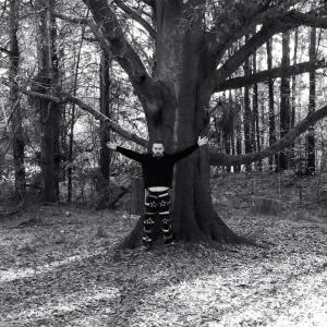 Josh and Oak Tree