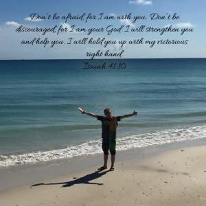 Micah Byrne - Bahamas 2015 - Isaiah 41:10