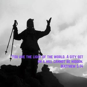 Nancy Byrne - You Are The Light Of The World (Matthew 5:14)