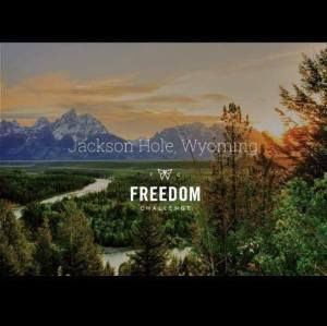 Freedom Challenge - Jackson Hole, Wyoming 2016