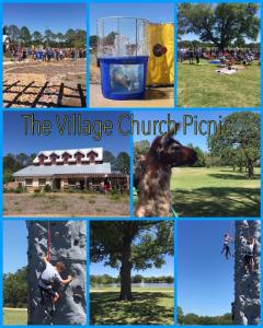 TVC Family Picnic - A First 2017