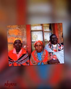 Masai Women - Kenya 2009