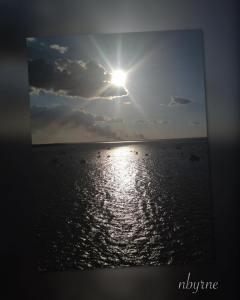 Florida Ocean Sunset