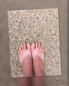 Micah's M Feet